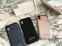 Чехол-аккумулятор для iPhone Х Impact-Resistant  4200 мАч, фото 1