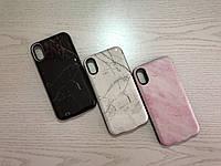 Чехол с Аккумулятором для iPhone Х Marble 6000 мАч