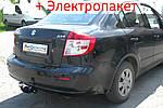 Фаркоп - Suzuki SX4 Седан (2006-2013)