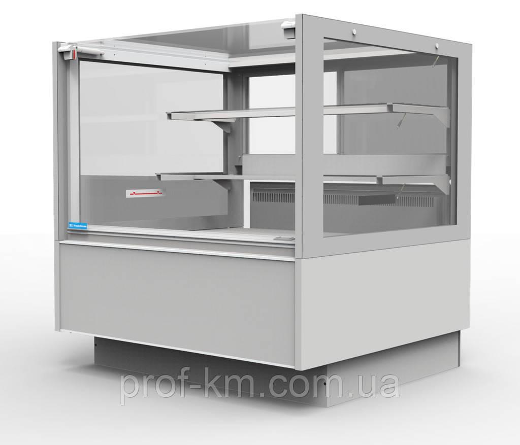 Витрина холодильная кондитерская GRACIA D K 1,25