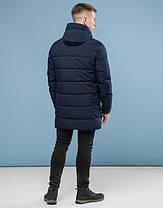 11 Киро Токао | Мужская зимняя куртка 6002 темно-синий, фото 3