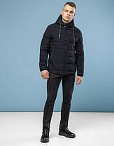11 Киро Токао | Куртка мужская зимняя 6009 черный, фото 2