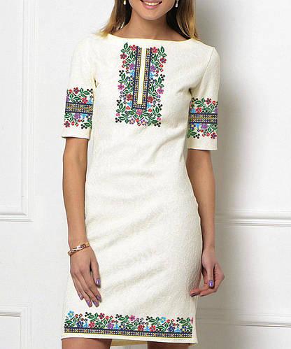 Купити заготовки для вишивки бісером плаття в Києві 7369e16ddae7c