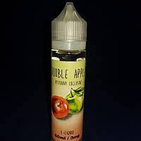 Double Apple 0mg 60ml