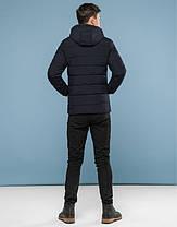 11 Kiro Tokao   Куртка подростковая с капюшоном 6015-1 черный, фото 3