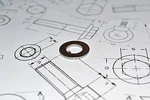 Шайба плоская Ф30 DIN 125 из стали А2