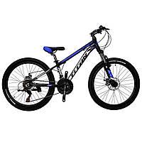 """Горный подростковый велосипед Titan XC2418 24"""" (2018) new"""