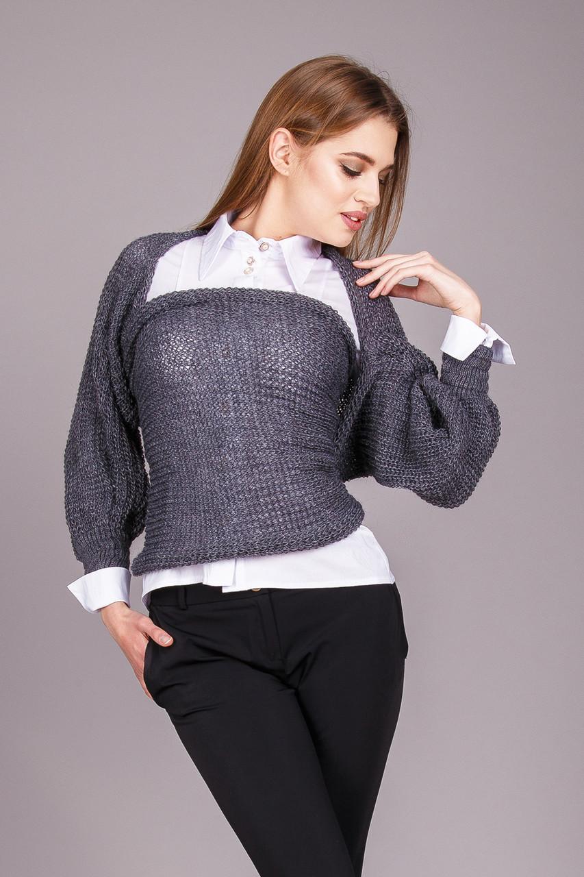Bellise Свитер-шарф 1033