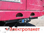 Фаркоп - ГАЗ-3302 Газель Микроавтобус (1994--)
