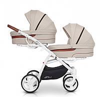 Универсальная коляска для двойни EasyGo 2ofUS Late, фото 1