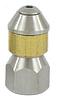 Роторная форсунка (сопло) для чистки канализационных труб Karcher 035 (3+1)