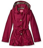 Новое! деми куртка пальто для девочки 4 года Pink platinum 4Т оригинал США