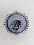 Колесо зубчатое скользящее первой передачи и заднего хода трактора ЮМЗ z-34 36-1701112-А2, фото 5