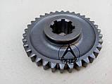 Колесо зубчатое скользящее первой передачи и заднего хода трактора ЮМЗ z-34 36-1701112-А2, фото 4