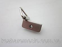 Подвес - держатель для карабина боковой никель