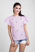 Блуза женская из натуральной ткани, фото 1