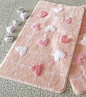 Коврик 60х100 Chilai Home Kalbim Pink