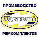 Ремкомплект гидроцилиндра поворота колёс (ГЦ 80*45) Т-151К / Т-150 (шевронные манжеты штока d-45 резиноткань), фото 3