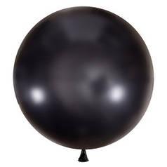 """Шар 36"""" (91 см) Мексика декоратор 048 BLACK (черный)"""
