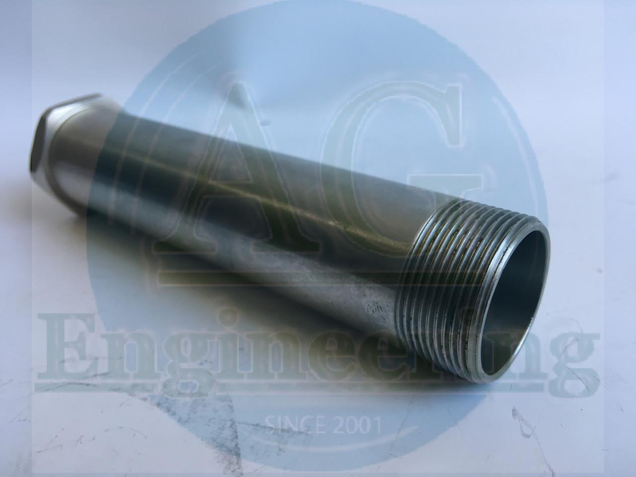 Быстросъёмная насадка URBAN FSH 130 для M12/M14  БЕЗ ГАЙКИ, 92019