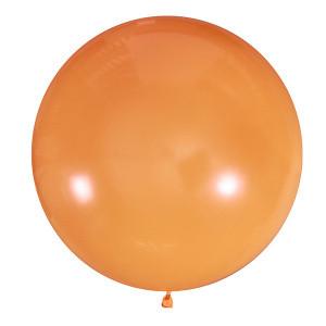 """Куля 36"""" (91 см) Мексика пастель 005 ORANGE (помаранчевий)"""