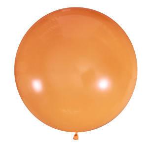 """Шар 36"""" (91 см) Мексика пастель 005 ORANGE (оранжевый), фото 2"""