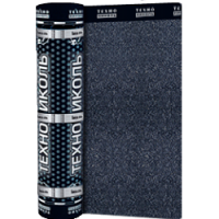 Биполь ЭКП 4,0 сланец серый  Рулон 10 х 1 м  (10 кв.м)