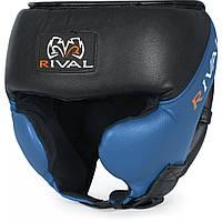 Шлем боксерский тренировочный RIVAL HI PERF TRAINING HEADGEAR - BLUE