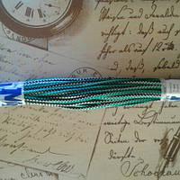 Шнур полипропиленовый твердый цветной 6мм 100м