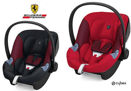 Автокресло Cybex Aton M I-Size for Scuderia Ferrari , фото 2