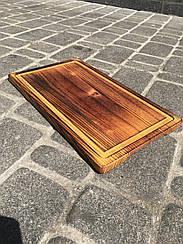 Деревянная Доска для подачи стейка Лайт