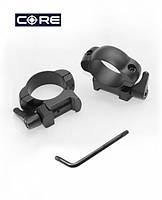 Быстросъемные кольца CCOP SR-3002WM-3, 30 мм Weaver, средние