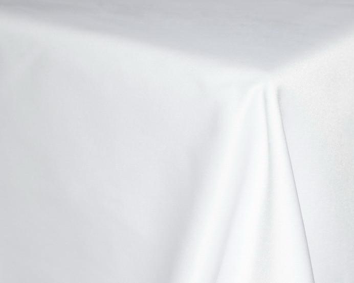 Скатерть 225х300см на стола 150х75/75 Белая Турция