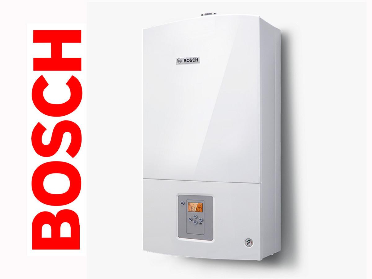 Котел газовый настенный Bosch Gaz 6000 W WBN 6000 -35C RN