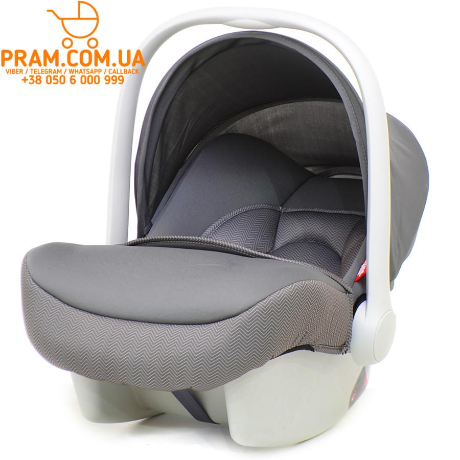 Автокресло группы 0+ (0-13 кг) Carrello Mini CRL-11801 Sky Grey Серый