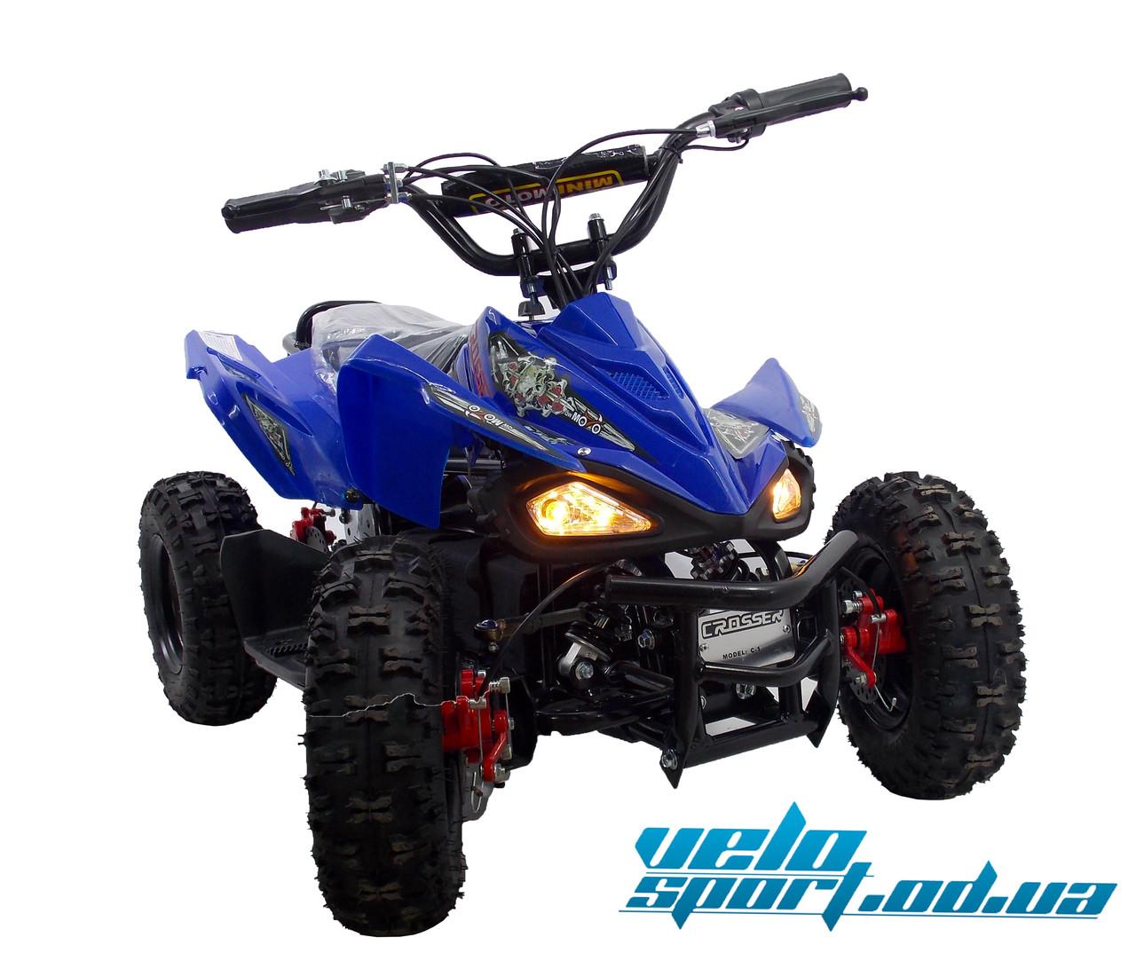 Детский электроквадроцикл Crosser EATV 90500 (36V/500W)