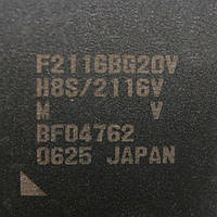 Микросхема F2116BG20H H8S/2116V