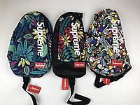 Сумка мессенджер Supreme тропики кеды лого | новая модель , фото 1