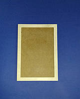 Рамка для фото (размер под фото 22х15см.) заготовка для декупажа и декора