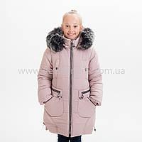 """Зимняя куртка для девочки """"Эрика"""", Зима 2019 года, фото 1"""