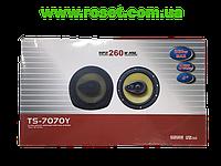 Автомобильные акустические колонки TS-7070Y - 260 W