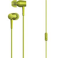 Наушники Sony MDR-EX750AP Lime Yellow