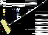 Щетка для мытья с телескопической ручкой, 160см, ЖИРАФ, ES2073