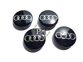 Колпачки на диски AUDI Ø 60-56 - Заглушки для дисков Ауди