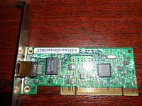 Сетевая карта для компьютера Intel Pro/1000 Gt