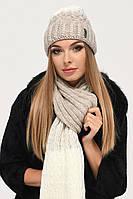 Carica Набор шапка-шарф -31371-10