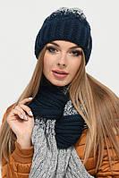 Carica Набор шапка-шарф -31371-2