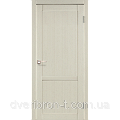 Двери Корфад Palermo PL-01  Дуб беленый, орех, дуб грей.