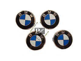 """Колпачки на диски BMW Ø 60-56 """"новые"""" - Заглушки для дисков БМВ"""