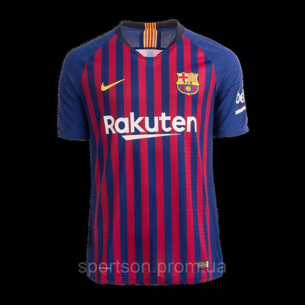 Детская футбольная форма 2018-2019 Барселона(Оригинал) домашний комплект da2e31963bb